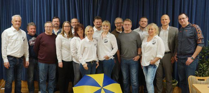 Neue Funktionäre beim SV Pfaffenhofen