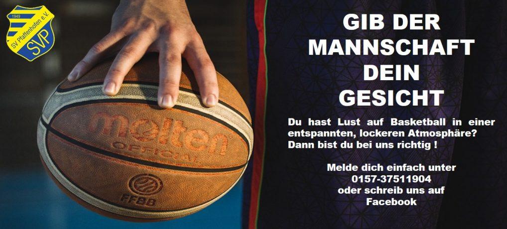 >> Basketballer gesucht <<