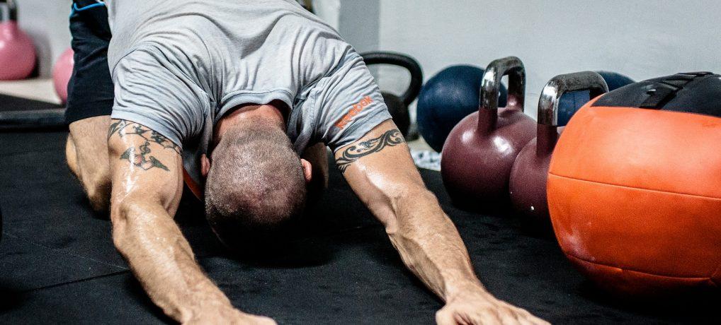 NEU: Männer-Fitness Ü50 als Dauerangebot