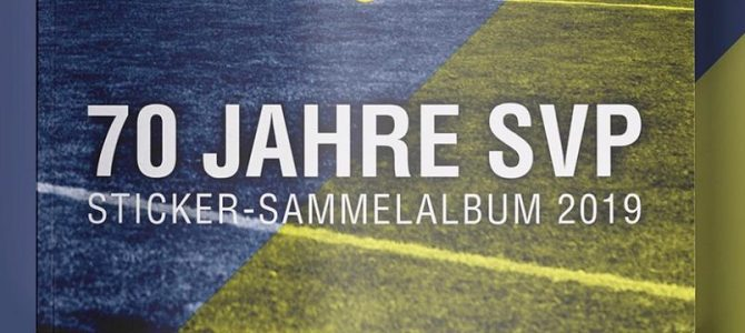 Kick-Off Stickeralbum am 1. Juni 2019