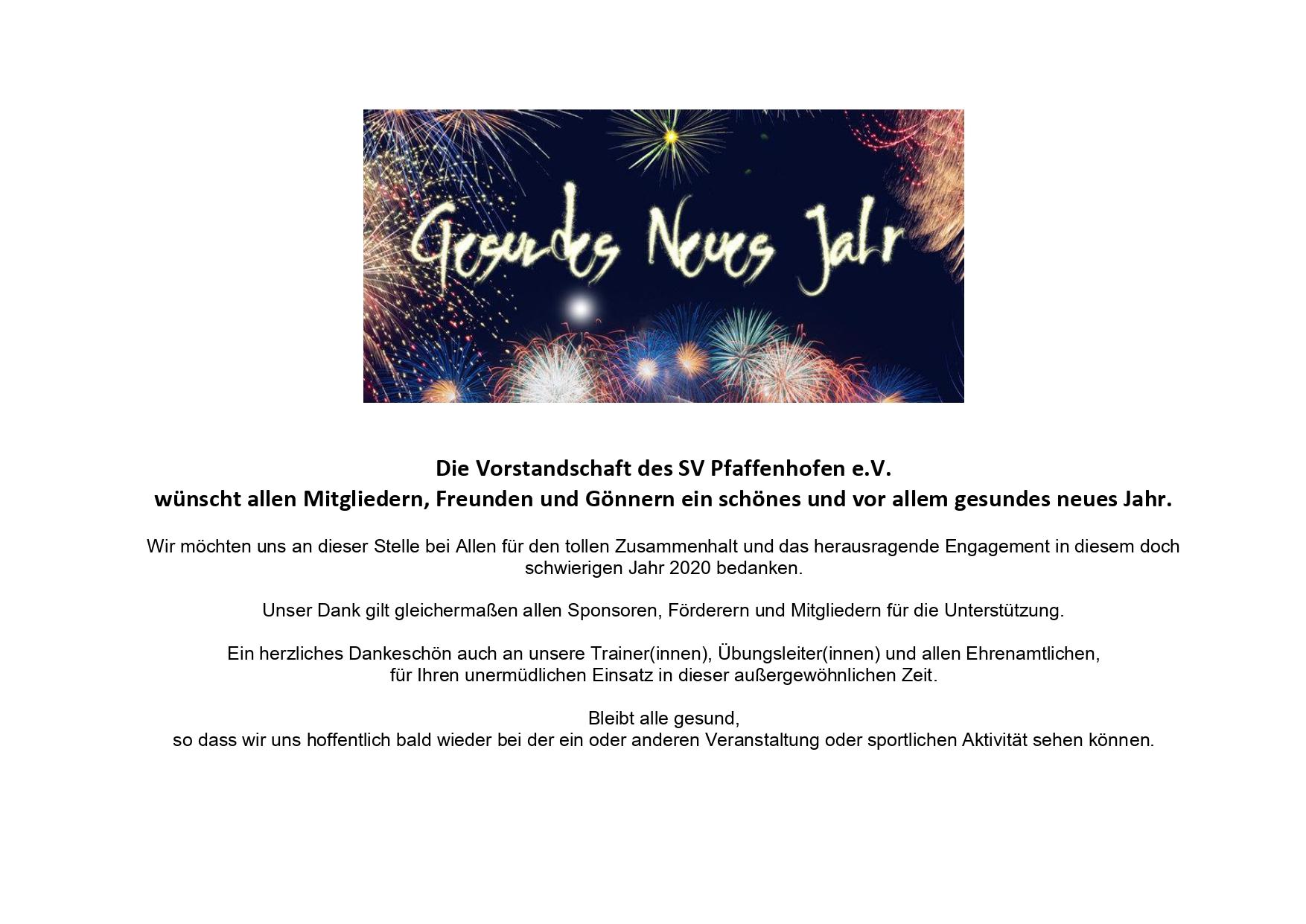 SV Pfaffenhofen e.V.